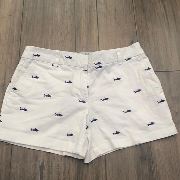 Cambridge Dry Goods White Shorts Size 2
